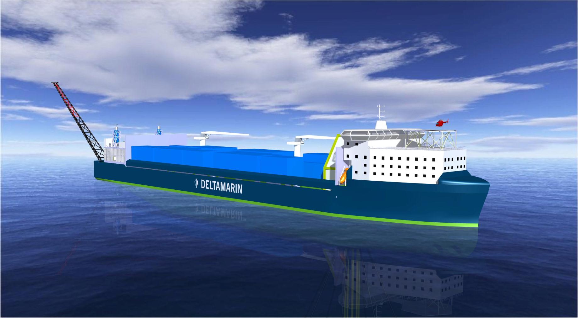 F.Delta family of newbuilding FPSO hulls