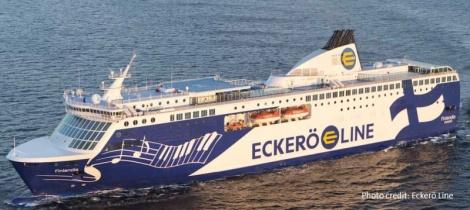 Finlandia - ferry
