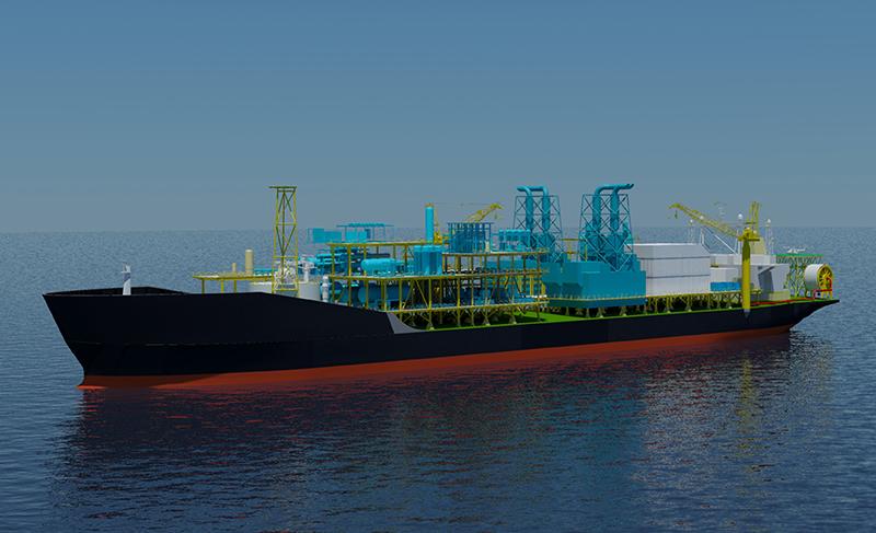 Kraken FPSO - credit Bumi Armada
