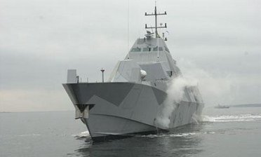 Visby - Multi-Purpose Stealth Corvette