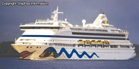 AidaVITA - cruise vessel