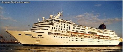 Norwegian Wind - cruise vessel refurbishment