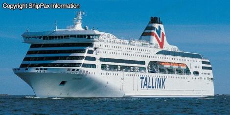 Romantika - Tallink cruise ferry