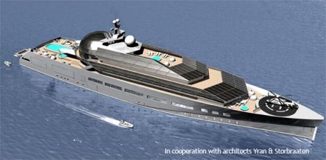 Senise Destiny - yacht