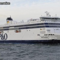 Spirit of Britain - ro-pax ferry for P&O Ferries