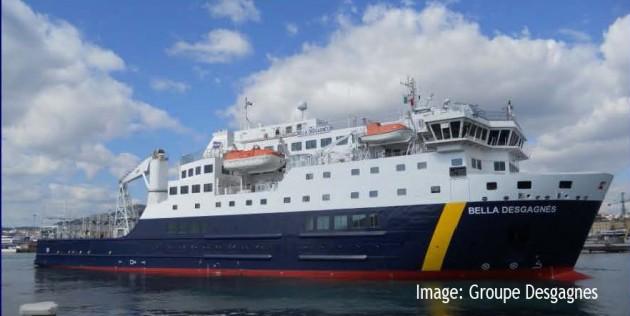 Bella Desgagnes - Passenger / Vehicle / Container Ferry