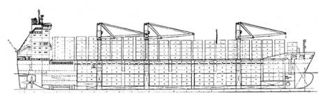 Ecobox 42 - container vessel