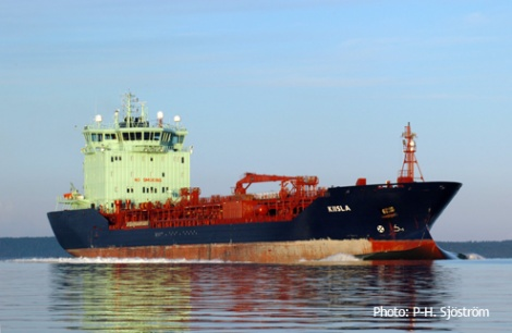 Kiisla - chemical tanker
