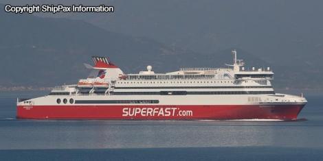 SuperFast ferry