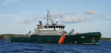 Tiira - frontier guarding vessel