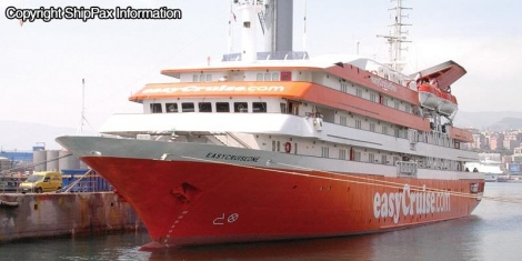 easyCruiseOne - cruise vessel