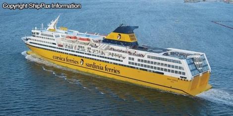 Mega Express - ro-ro passenger ferry