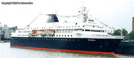 Minerva - cruise vessel