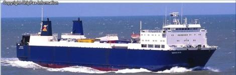 Norking - ro-ro vessel