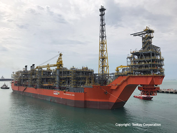 FPSO Pioneiro de Libra (copyright Teekay Corporation)