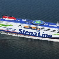 Ro-pax ferry for Stena Line