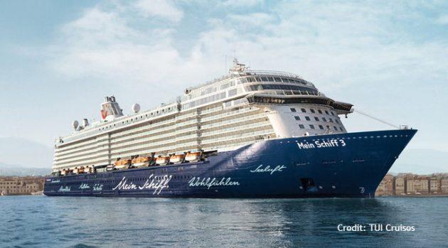 Mein Schiff 3 - cruise vessel