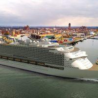 Global class cruise ship - credit MV WERFTEN