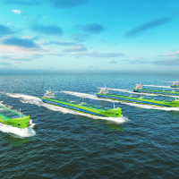 Project Forward - LNG-fuelled cargo ships