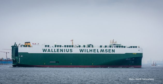 Titus PCTC - credit Wallenius Marine