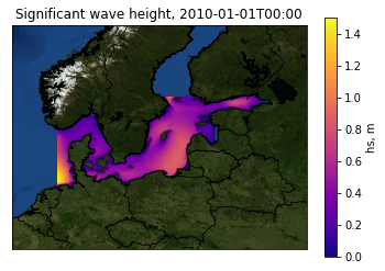 DeltaSeas - wave heights