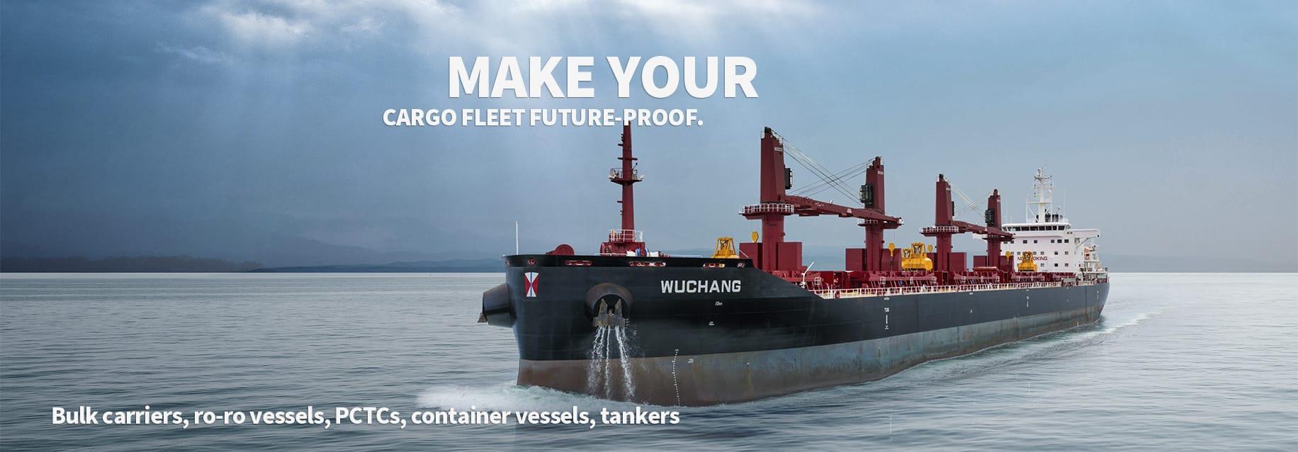 Make your cargo fleet future proof