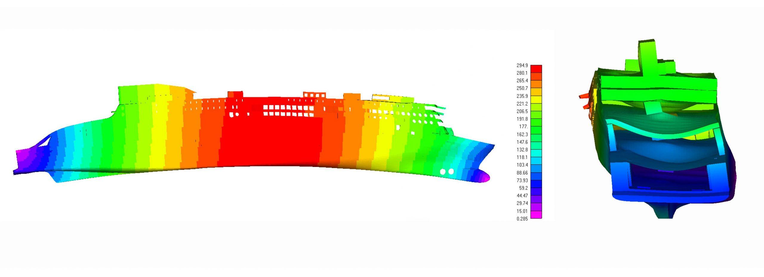 Deltamarin digital design tool modellings