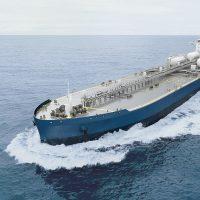 Aframax tanker - Deltamarin